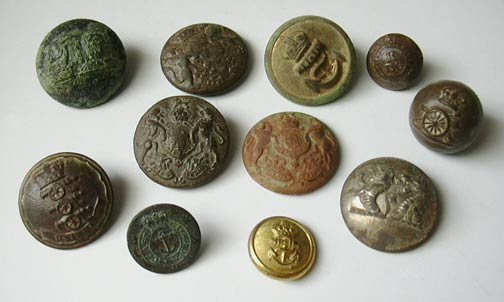 buttons-military