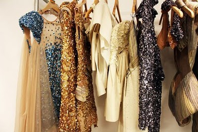 sparkle sequin outfit fashion