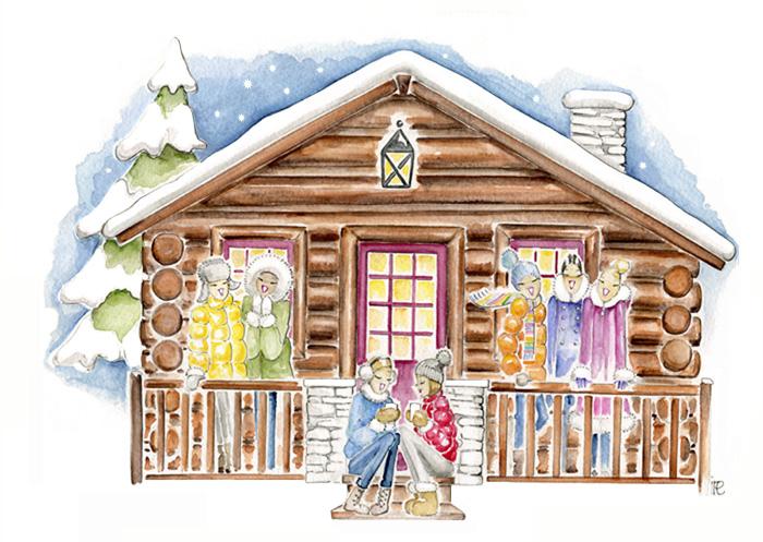 pippa cabin