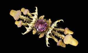 Thistle-brooch-by-Lalique