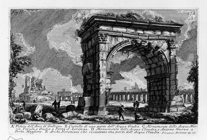 Arch_of_Gallienus_-_Piranesi